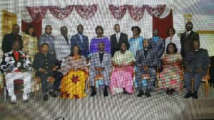 PASTORS AND WIVES 2016