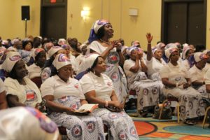 WOMEN'S CONVENTION 2016 – 3